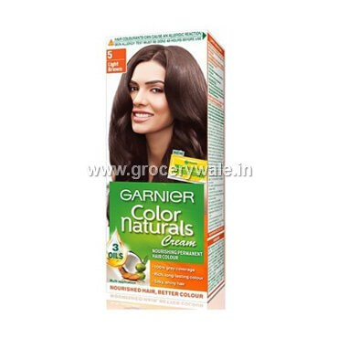 Garnier Colour Naturals - Light Brown (No. 5)