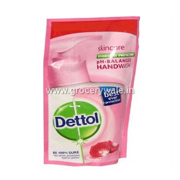 Dettol Hand Wash Skin Care
