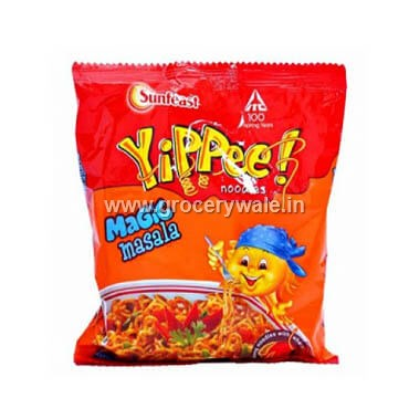 Yippee Magic Masala Noodles