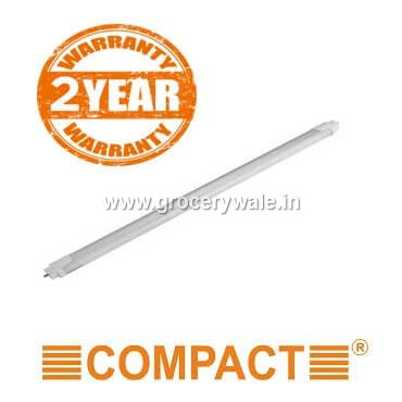 "Compact LED Tube Set 2""- 10 W-WWhite"
