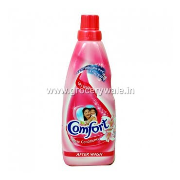 Comfort Fabric Conditioner After Wash Pink