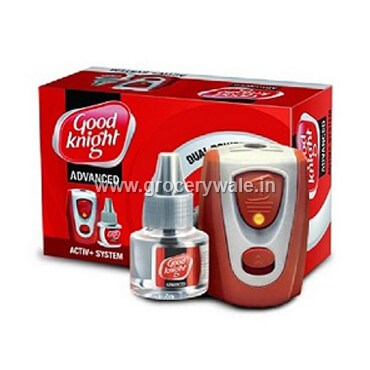 Good Knight Activ+ Machine + 1 Refill