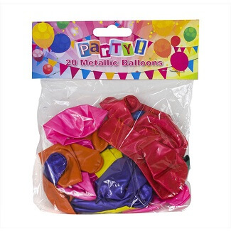 Colourful Fancy & Party Balloons